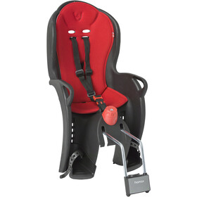 Hamax Sleepy Siège enfant, black/red